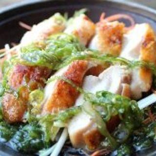 あべ鶏の塩葱焼き定食(てんまい )