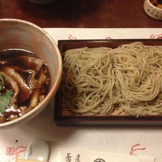 鴨せいろ(日本蕎麦処 如月 )