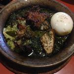 チキンカレー(ほうれん草)(ヨゴロウ (YOGORO))