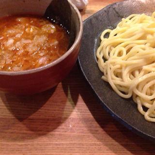 辛つけ麺(つけ麺屋 ごんろく 両国店  (つけめんや・ごんろく))