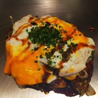 鶏ミンチかしわ焼き(かしわ 渋谷ヒカリエ店 )
