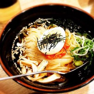 冷麺(神泉ホルモン 三百屋 (サンビャクヤ))