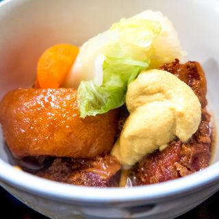 豚の角煮定食(庖丁処 治平 )