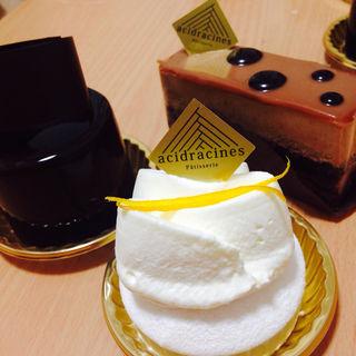 チョコレート(アシッドラシーヌ (acidracines))
