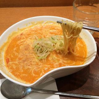 とろーり参鶏湯らーめん (Vegeけなりぃ ecute品川South店 (ベジケナリイ))