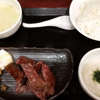 牛タン定食(牛タン圭助 新宿三丁目 (ケイスケ))
