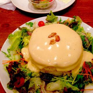 チーズパンケーキ(mog 京橋店 (モグ))