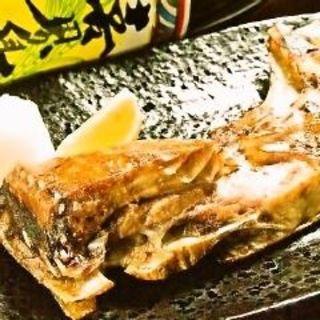 マグロかま焼き(おいとこ 錦糸町本店)