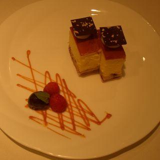 ティラミス(ブラッセリー トモ (Brasserie Tomo))