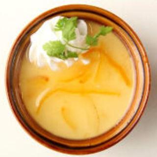 レモンソースのブラマンジェ(ベルサイユの豚 錦糸町 )
