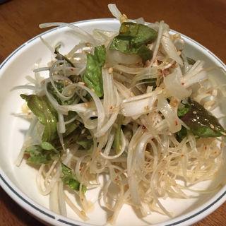 ネギサラダ(韓国家庭料理 豚富 )