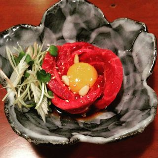 弘ユッケ(京の焼肉処弘木屋町店)