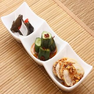 前菜3種盛り合わせ(谷泰豊 (グタイフォン))