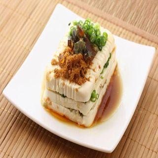 ピータン豆腐(谷泰豊 (グタイフォン))