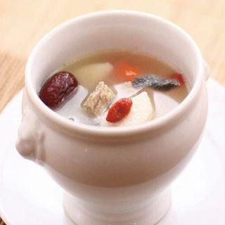 すっぽんのスープ(谷泰豊 (グタイフォン))