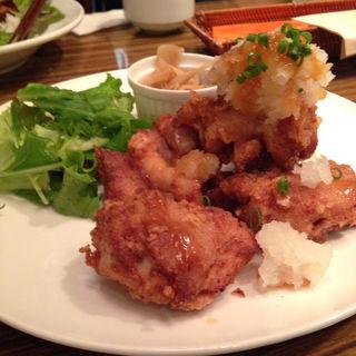若鶏のから揚げ(NALU cafe omotesando)