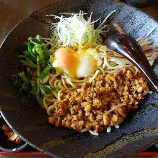 担々麺の元祖!!汁なし坦々麺集めましたin大阪