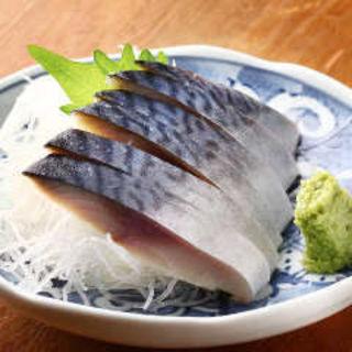 大トロシメサバ(昭和酒場 黄金バット )