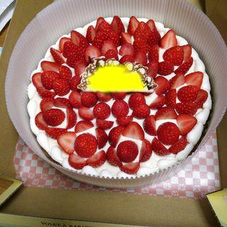 キャンドルナイトケーキ(キル フェ ボン 京都店 (Quil Fait Bon))