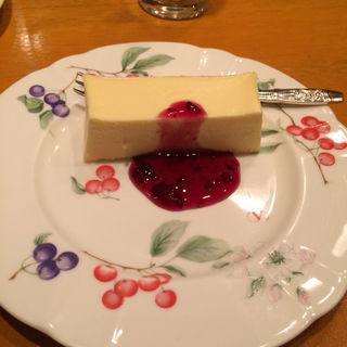チーズケーキ(長靴と猫 (ながぐつとねこ))
