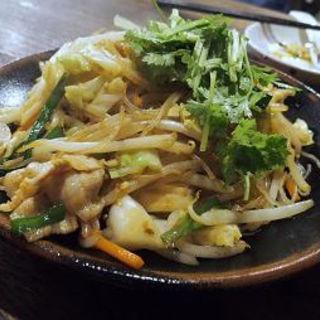 野菜炒め(湘南小吃 (ショウナンシャオツー))