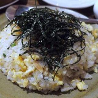 じゃことピーナッツのチャーハン(湘南小吃 (ショウナンシャオツー))