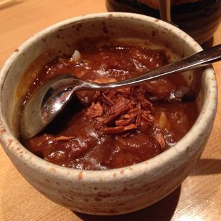 牛タン茶碗カレー(金舌 赤坂 (きんたん))