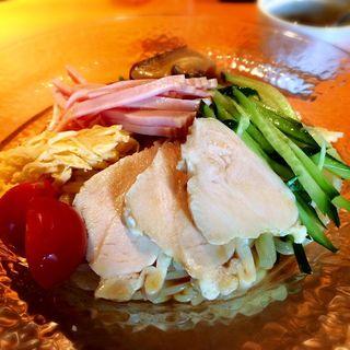 四川風五目冷麺(BUNNY b)