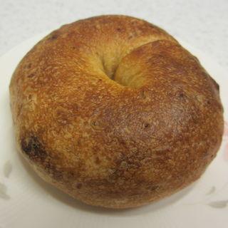 オニオン照り焼きチキンマヨベーグル(ブラウニー ブレッド&ベーグルズ (Browny Bread & Bagles))