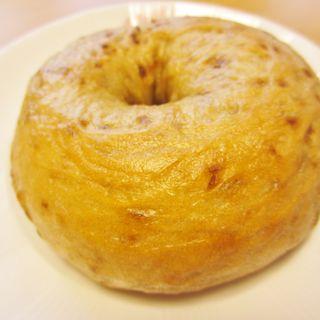 オニオンベーグル(ブラウニー ブレッド&ベーグルズ (Browny Bread & Bagles))