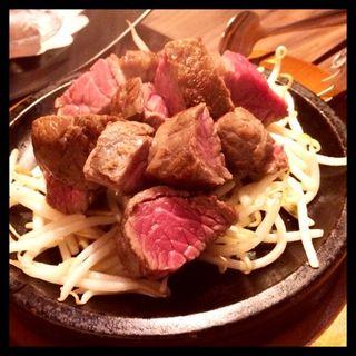 オーストラリア産牛サーロインの石焼ステーキ(ココノマ シーズン ダイニング (COCONOMA Season Dining))