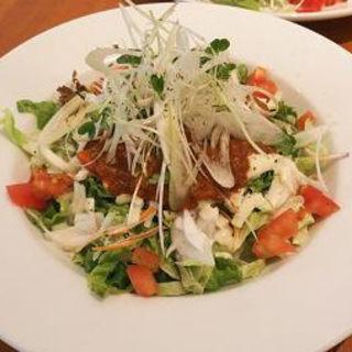 特製タコライス(ミジンコ食堂)