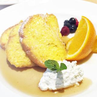 フレンチトースト(CAFE&BAKERY MIYABI 浅草橋店 (カフェ アンド ベーカリー ミヤビ))