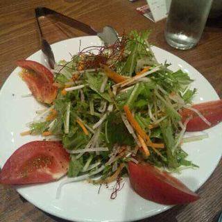シャキシャキサラダ(味の牛たん 喜助 丸の内パークビル店 )