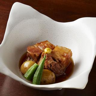 とろとろ豚の角煮(旬彩和膳ぼん )