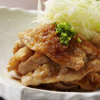 生姜焼き(旬彩和膳ぼん )