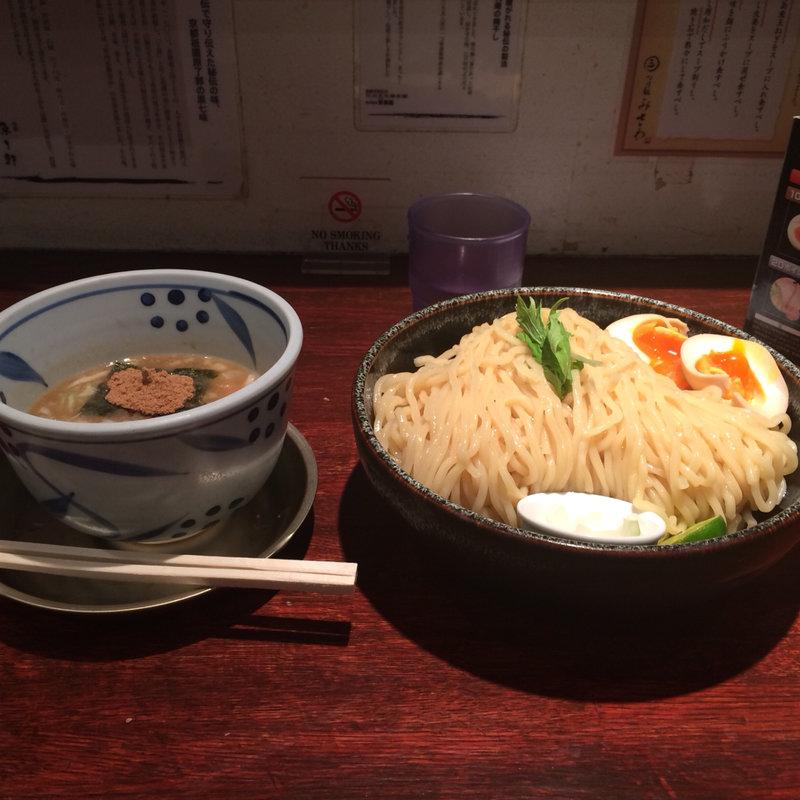 味玉つけ麺 中盛 300g