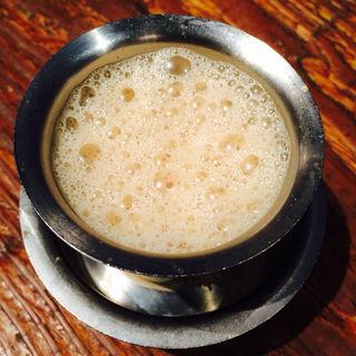 インドのコーヒー(ダバインディア (Dhaba India))