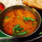 ラッサムスープ(ダバインディア (Dhaba India))