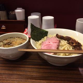 特製つけ麺(らーめん会)