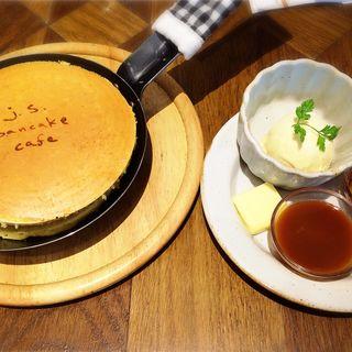 J.S. パンケーキ(J.S.Pancake みなとみらいマークイズ)