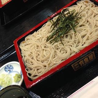 二八蕎麦(有喜屋 四条烏丸店)