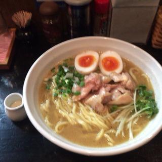 鶏エスプレッソ(麺屋33 (めんやさんじゅうさん))