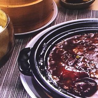 四川麻婆豆腐定食(中國菜 心香 )
