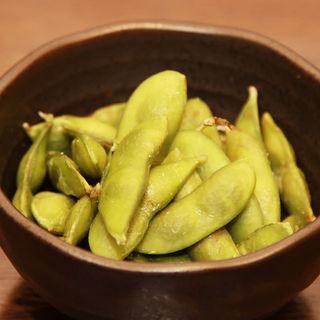 茶豆(博多もつ鍋 はらへった HANARE )