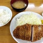 ロースかつ定食(いちかつ )