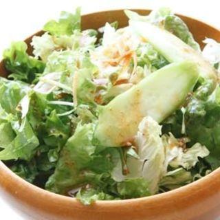 腹減ったサラダ(博多もつ鍋 はらへった HANARE )