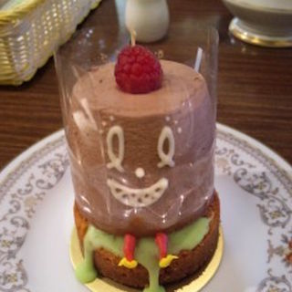 チョコレートレアチーズケーキ(ウルトラジャム (ULTRA JAM))