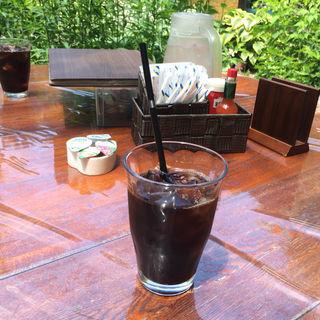 アイスコーヒー(スイートグラス (Farm&Restaurant Sweet Grass))
