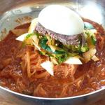 ビビン冷麺(ぴょんぴょん舎  GINZA UNA)